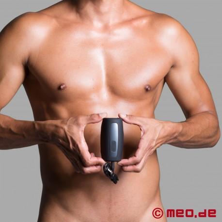 Masturbateur pour homme – Avec fonction réchauffante et vibratoire