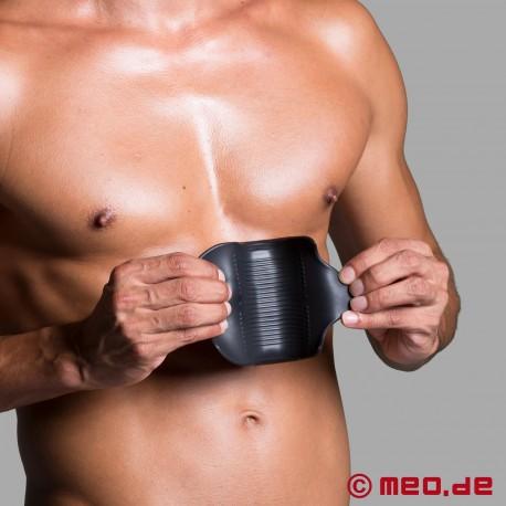 Masturbatore per uomo - con funzione riscaldante e vibrazione