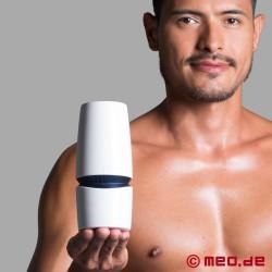 Tenga Aero Dial Cobalt Ring Masturbator