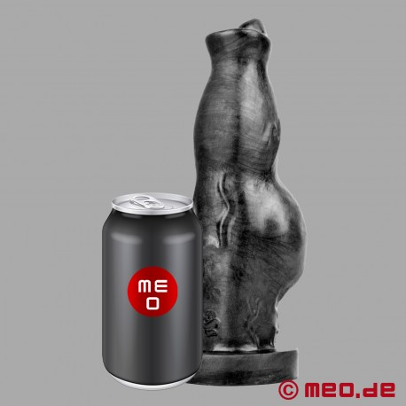 Dildo cane in silicone Sinnovator Knot