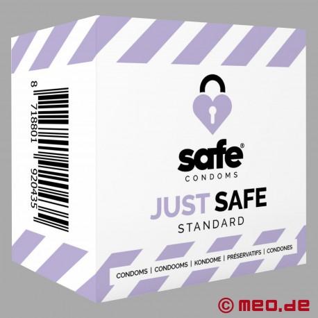 SAFE - Preservativi - Standard - 5 Preservativi