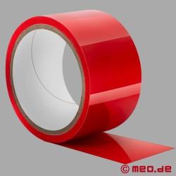 Nastro bondage rosso