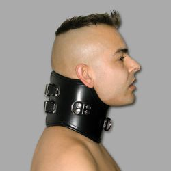 Bondage Halsbänder