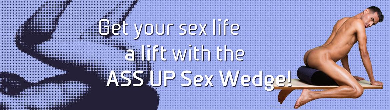 Laisse-toi baiser bien profond, dur et pendant longtemps sur le coussin ASS UP. Grâce au coussin ASS UP, ton corps est maintenu dans la stabilité et le confort, même dans des positions difficiles.